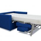Deployed bed base