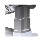 Sistema de columnas de elevación