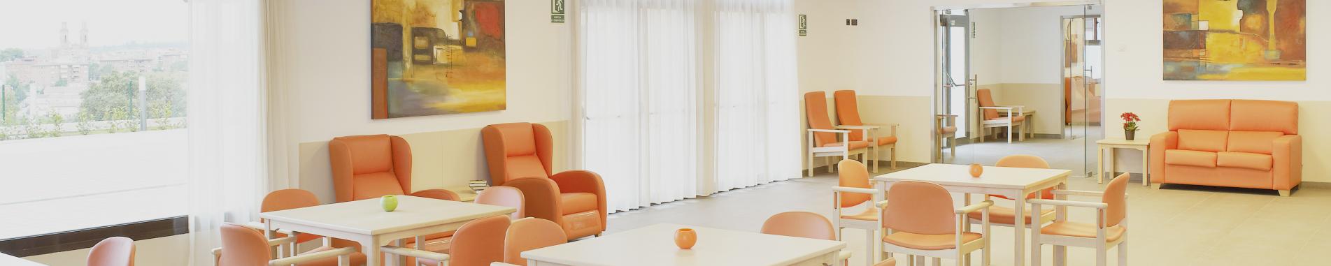 Mobiliario geriatria